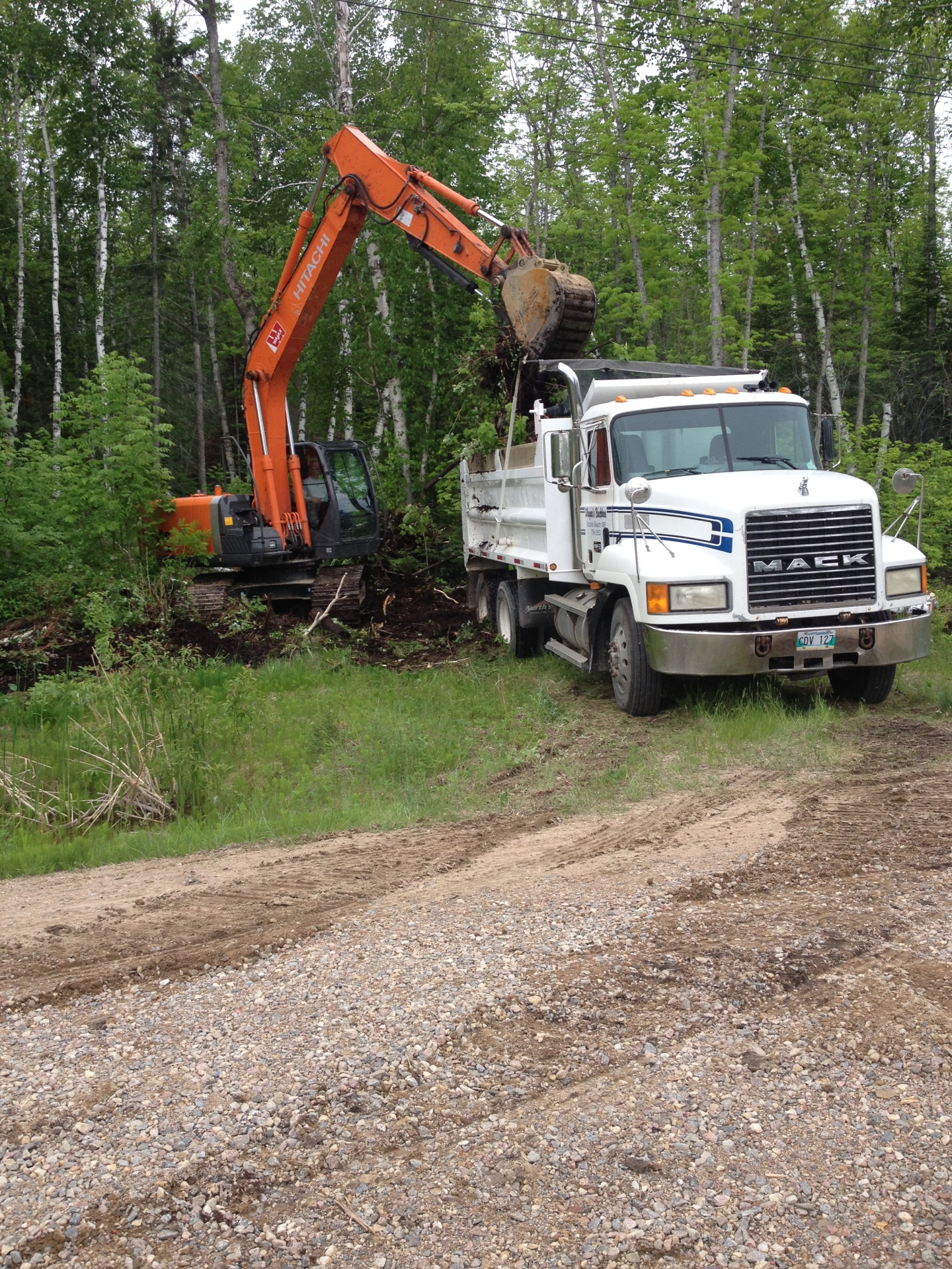 Lot Clearing & Excavation